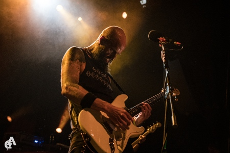 Baroness, Breath After Coma (19/10/19) Gagarin 205