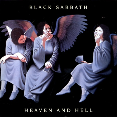 "BLACK SABBATH: ""Heaven And Hell"""