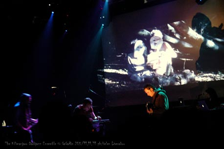 THE KILIMANJARO DARKJAZZ ENSEMBLE live athens